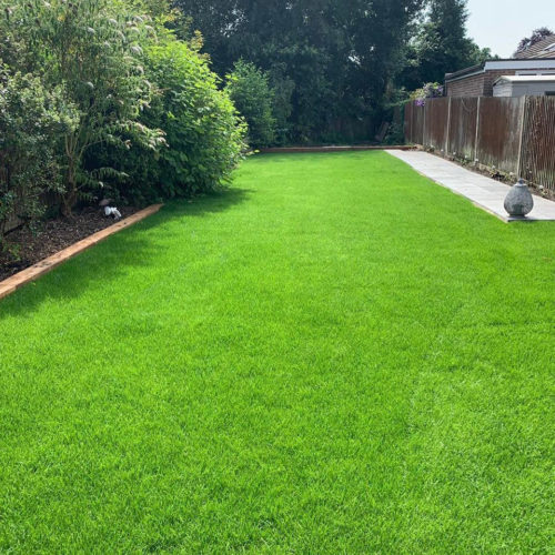 Quality Landscaping by Dynamix Construction