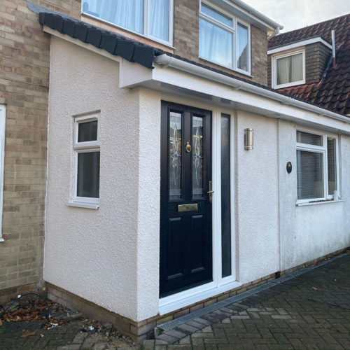 Outside Renovation Services by Dynamix Construction