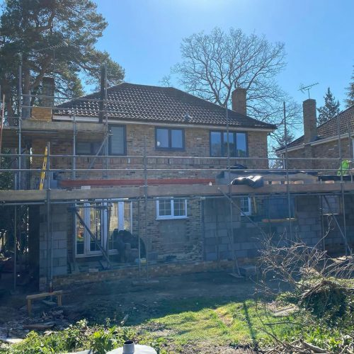 Refurbishment for Old Property